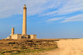 Gatteville Lighthouse near Barfleur, Normandy Coast, France — Stock Photo