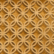 Stock Photo: Moorish floral wall decoration, Spain