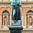Friedrich Schiller Statue - Stock Photo
