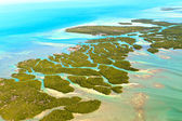 Florida Keys Aerial View — Stock Photo