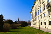 Vienna Hofburg Palace - Presidential Tract, Austria — Stock Photo