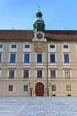 Vienna Hofburg Palace - Inner Square (Innerer Burghof) — Stock Photo