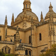Cathedral of Segovia, Spain - 图库照片