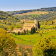 Sant Antimo Abbey, Tuscany — Stock Photo