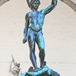 Perseus with the head of Medusa, Florence — Stock Photo #14674471