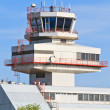 Linz Blue Danube Airport (LNZ), Austria — Stock Photo