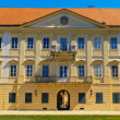 Valtice palace, Unesco World Heritage Site, Czech Republic - Stock Photo