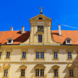 Valtice palace, Unesco World Heritage Site, Czech Republic — Stock Photo