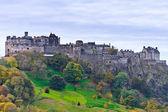 Kasteel van edinburgh, schotland — Stockfoto