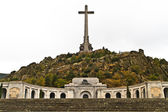 Valley of the Fallen (Valle de los Caidos), near Madrid, Spain — 图库照片