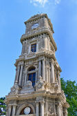 Istanbul Clock Tower near Dolmabahce Palace, Turkey — Stock Photo