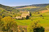 Sant Antimo Abbey, Tuscany — Stock Photo