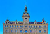 City hall of Laa an der Thaya, Lower Austria, Austria — Stock Photo