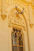 Lednice palace details, Unesco World Heritage Site, Czech Republ — Stock Photo
