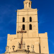 Royalty-Free Stock Photo: Avignon - Notre Dames des Domes Church near Papal Palace, Proven