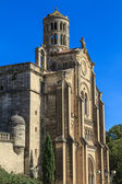 Uzes, Fenestrelle Tower, Cathedral of St. Theodore, Languedoc Ro — Stock Photo