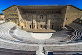 Ancient Roman theater in Orange, Southern France — Stock Photo