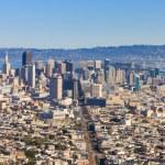 San Francisco Downtown — Stock Photo #18396819