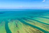 フロリダのキーからの眺め — ストック写真