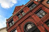 Old Savannah Cotton Exchange Building, Georgia — Stock Photo