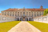 Herzogenburg 修道院公园、 奥地利的巴洛克式门户 — 图库照片