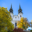 Stock Photo: Poestlingberg Basilica, Linz, Austria