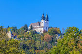 Poestlingberg Basilica, Linz, Austria — Stock Photo