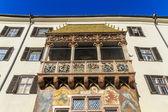 Innsbruck Golden Roof — Stock Photo