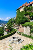 Schlossberg castle in Graz, Styria, Austria — Stock Photo