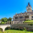 Grafenegg Castle near Vienna, Lower Austria - Stock Photo
