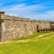 Royalty-Free Stock Photo: St. Augustine Fort, Castillo de San Marcos National Monument