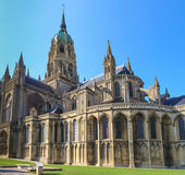 Cathedral of Bayeux, Normandy, France — Stock Photo