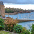 Tour Solidor near Saint Malo, Brittany, France — Stock Photo #24783259