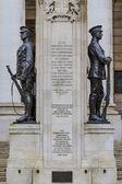 City of London, First World War Memorial, UK — Stock Photo