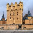Alcazar of Segovia (Spain) — Stock Photo
