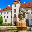 Stock Photo: Trebon (Wittingau) Renaissance Castle (Zamek Trebon), Czech Repu