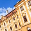 Stock Photo: Jaromerice Palace in Southern Moravia, Czech Republic