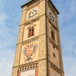 Stock Photo: Enns City Tower, Belfry, Upper Austria