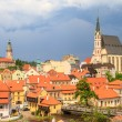 Cesky Krumlov, Krumau, UNESCO World Heritage Site — Stock Photo #35037985