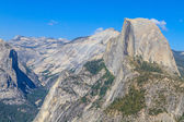 Half Dome, Yosemite National Park, California — Stockfoto