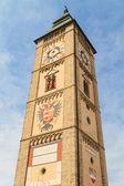Enns City Tower, Belfry, Upper Austria — Stock Photo