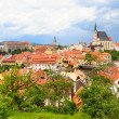 Cesky Krumlov, Krumau, UNESCO World Heritage Site — Stock Photo #35040795