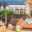 Cesky Krumlov, Krumau, UNESCO World Heritage Site — Stock Photo #35041711