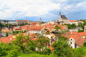 Cesky Krumlov, Krumau, UNESCO World Heritage Site — Photo