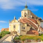 Eisenstadt Mountain Church (Haydn Church on Kalvarienberg), Burg — Stock Photo #35570511