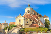 Eisenstadt Mountain Church (Haydn Church on Kalvarienberg), Burg — Stock Photo