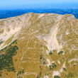 Mountain Range Aerial View, Oetscher Mountain — Stock Photo