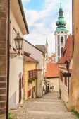 Cesky Krumlov, Krumau, Czech Republic — Stock Photo