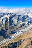 Pasterze Glacier at Grossglockner massif — Stock Photo