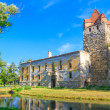 Pottendorf Castle Ruins near Eisenstadt, Austria — Stock Photo